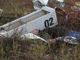 Složky IZS prověřily spolupráci u simulovaného pádu letadla v Brdech (16)