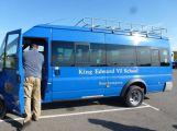 Příbramské gymnázium navštívilo partnerskou školu v Anglii ()