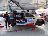 Vítězem Rally Příbram je Jan Dohnal ()