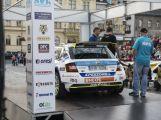 Vítězem Rally Příbram je Jan Dohnal (20)