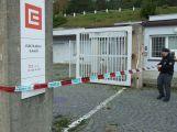 Policisté hledali výbušninu ve vodní elektrárně Kamýk (1)