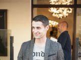 Na módní přehlídce vystoupil i nejkrásnější muž Slovenska (3)
