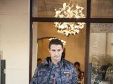 Na módní přehlídce vystoupil i nejkrásnější muž Slovenska (13)