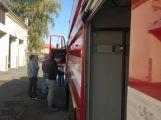 Dobrovolní hasiči mají zpět zrepasované vozidlo ()