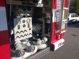 Dobrovolní hasiči mají zpět zrepasované vozidlo (1)