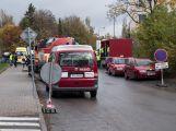 Záchranné složky dnes trénovaly zásah v nemocnici (1)