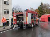 Záchranné složky dnes trénovaly zásah v nemocnici (4)