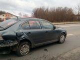 Právě teď na silnicích: Nehoda na Evropské a uzavřená dálnice D4 (4)