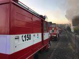 Právě teď: Hasiči zasahují u požáru domu ve Zvíroticích (PRŮBĚŽNĚ AKTUALIZOVÁNO) (10)