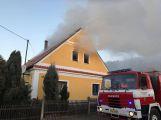 Právě teď: Hasiči zasahují u požáru domu ve Zvíroticích (PRŮBĚŽNĚ AKTUALIZOVÁNO) (9)