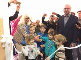 Školní kuchyně v ulici Bratří Čapků byla včera slavnostně otevřena (1)