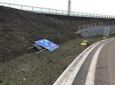 Sledujeme on-line: Začala půlroční uzavírka na Skalce. Demolice mostu v plném proudu! (7)