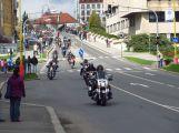 Motorkářskou sezónu zahájil tradiční přejezd nejkratší Route 66 na světě (9)