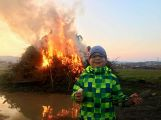 Čarodějnice letos středočeské hasiče příliš nepozlobily (5)