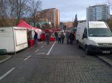Farmářské trhy nabídly vánoční sortiment i osvědčené zboží (1)
