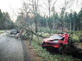 Vánoční tragédie: 26. prosince zemřel u Tochovic mladý řidič ()