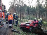 Vánoční tragédie: 26. prosince zemřel u Tochovic mladý řidič (1)