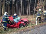 Vánoční tragédie: 26. prosince zemřel u Tochovic mladý řidič (2)