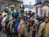 Tři krále si přišly prohlédnout stovky lidí (4)