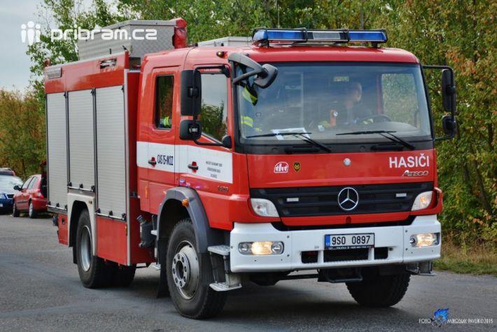 Celkem hasiči na území kraje zasahovali u 27 …