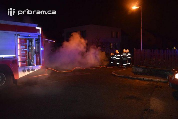 V ranních hodinách došlo v Táborské ulici v …