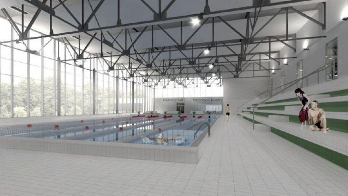Záměru rekonstrukce příbramského aquaparku …