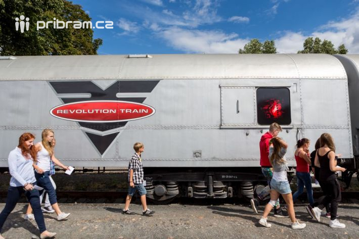 Revolution train – neboli protidrogový vlak – …