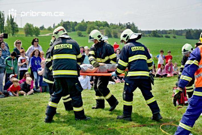 Musíme i poznamenat, že dobrovolní hasiči …