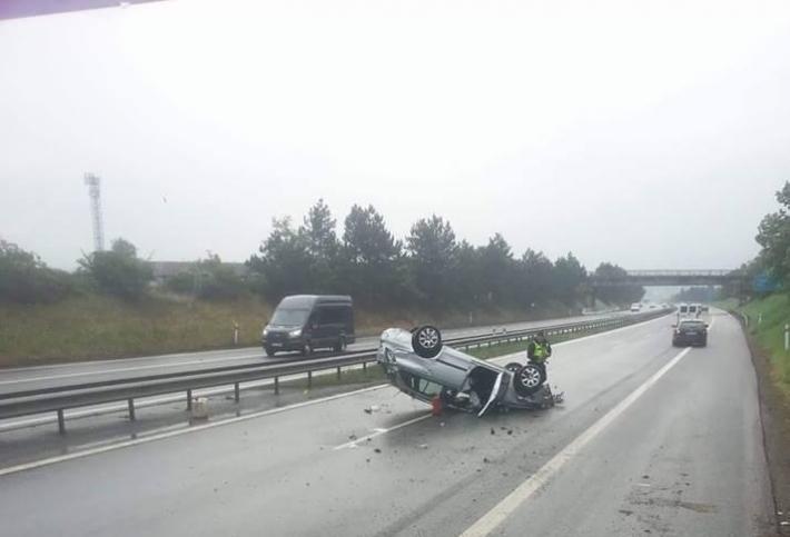 Dopravní nehoda D4: