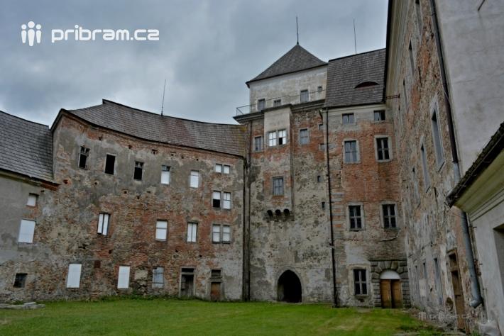Zdá se že konečně by se stav zámku mohl dočkat …