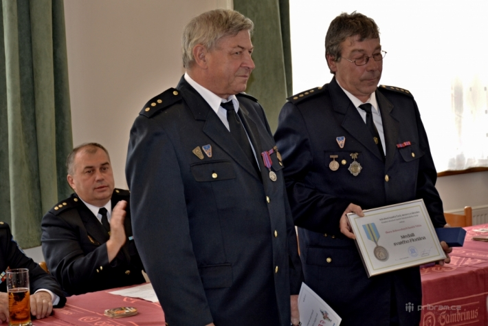 Sbor dobrovolných hasičů ve Věšíně byl podle …