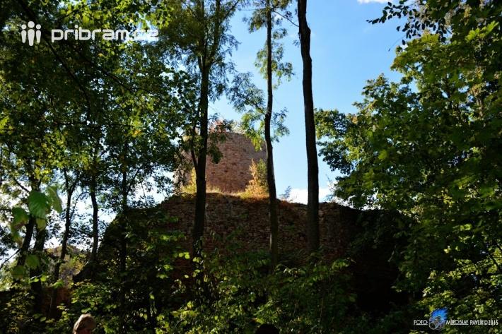Zřícenina hradu Valdek v …