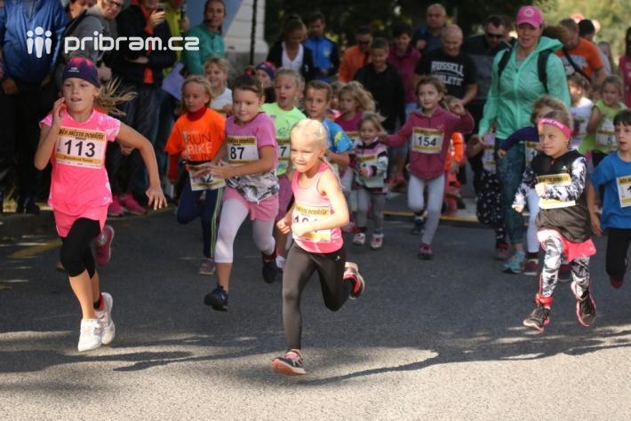 Vloňském roce byl oživen běh, jehož trať …