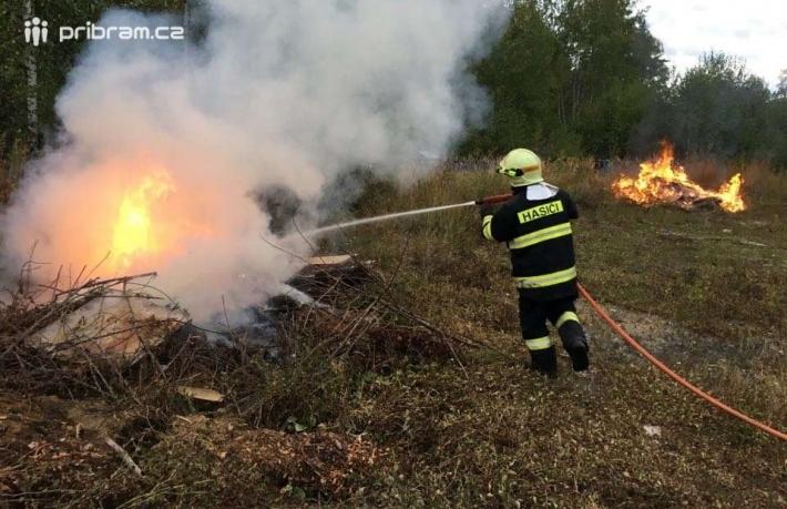 Jednotka dobrovolných hasičů města Rožmitálu …