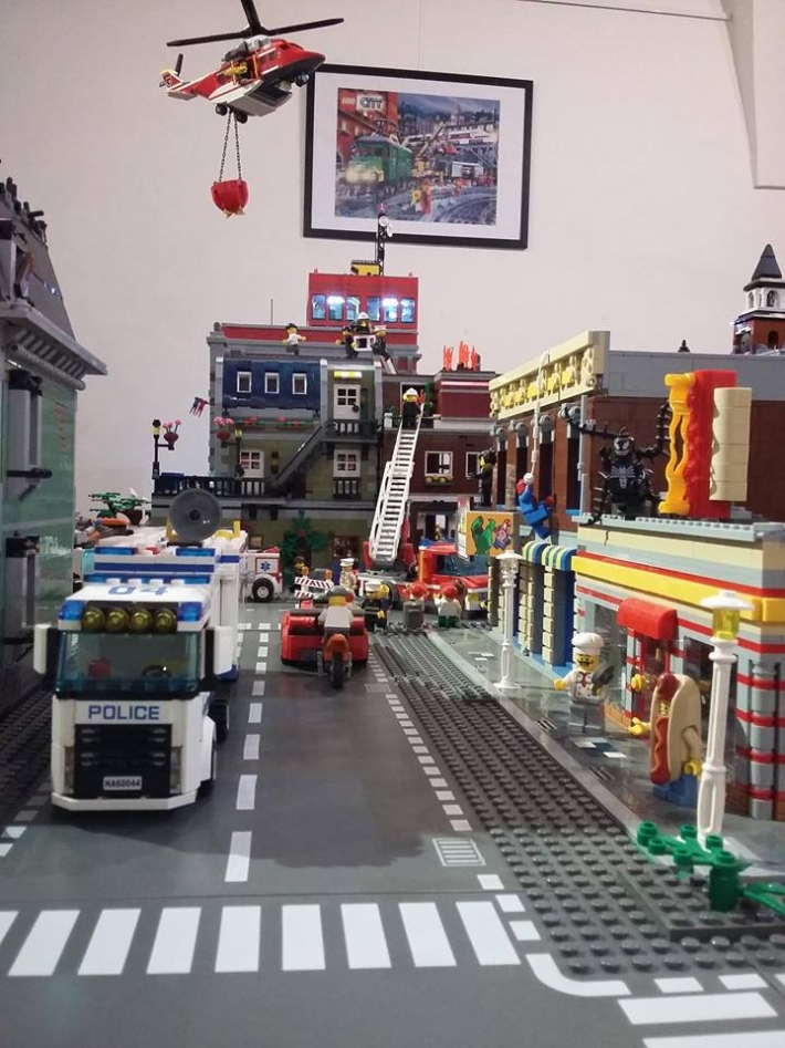 Stavebnice LEGO® je vynález, hračka a přítel, …