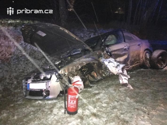 Dopravní nehoda Rožmitál pod Třemšínem - …