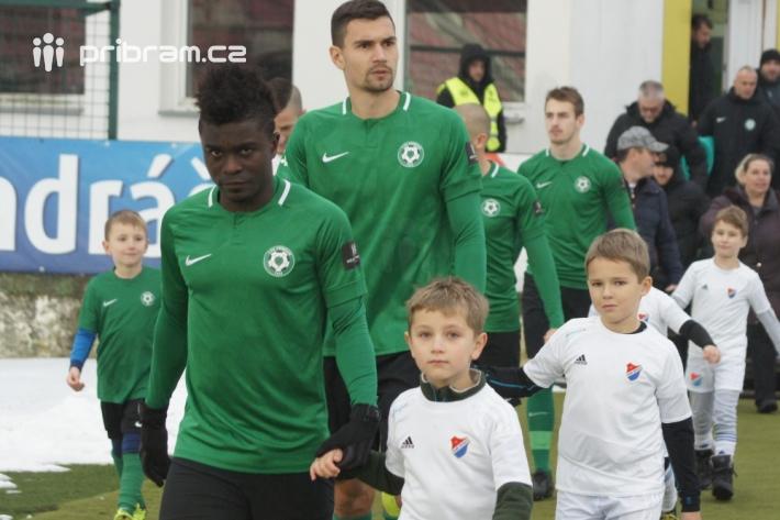 """Inkasovaný zbytečný """"šatňák"""" Domácí FK začal …"""