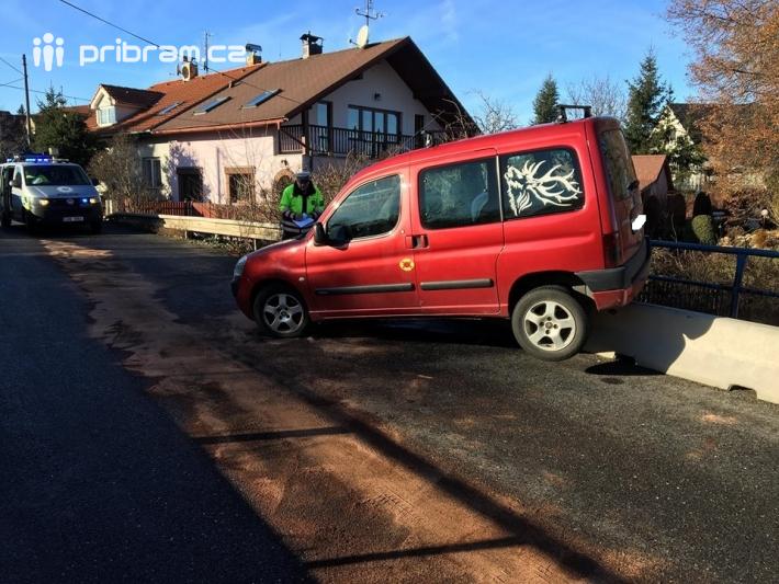 Dopravní nehoda osobního vozidla …