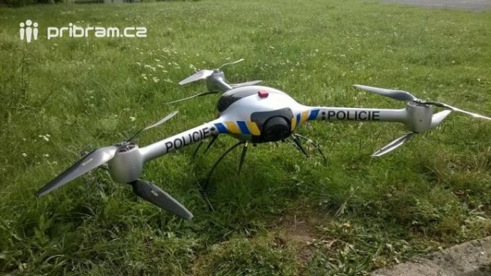 7.Drony odhalily tábořiště v chráněné …