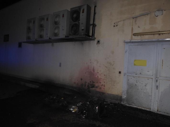 Požár plastového kontejneru po 22. hodině si …