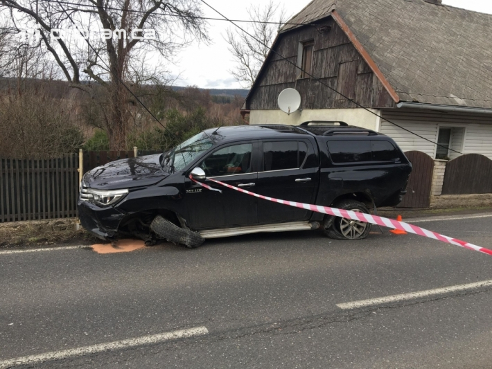 K vážné dopravní nehodě vyjížděly před pár …