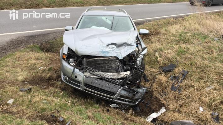 Vážná dopravní nehoda momentálně zastavila …