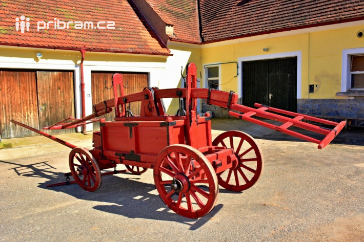 Je pochopitelné, že 212 let stará hasičská …