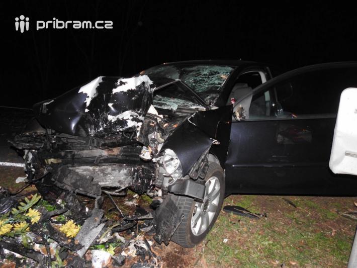 K další dopravní nehodě vyjížděly krátce po …