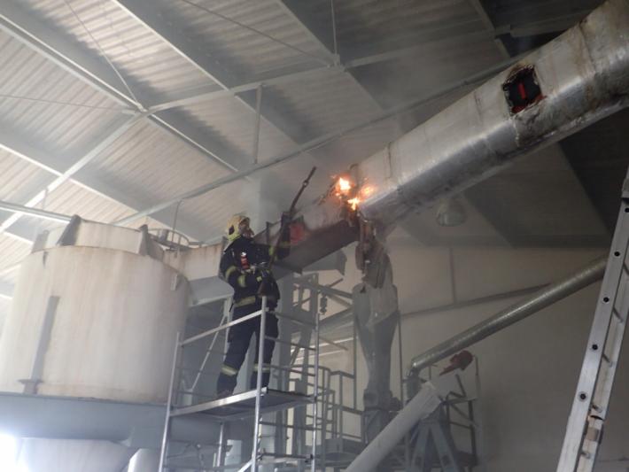 Operační středisko středočeských hasičů …
