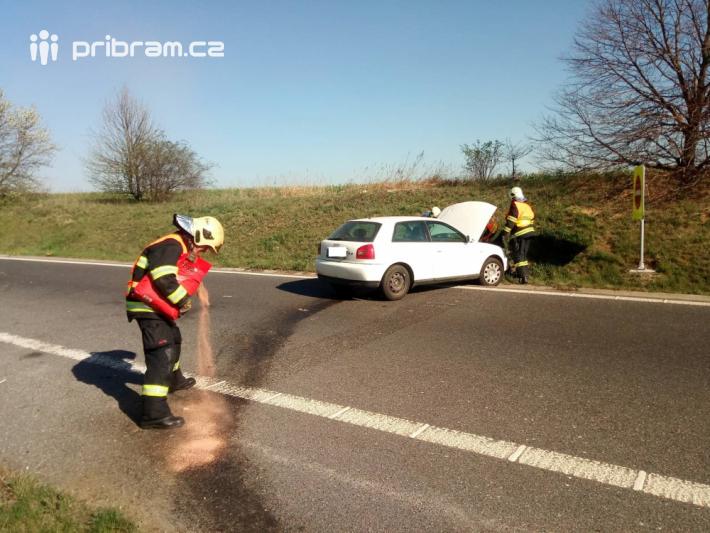 K dopravní nehodě momentálně vyjížděly …