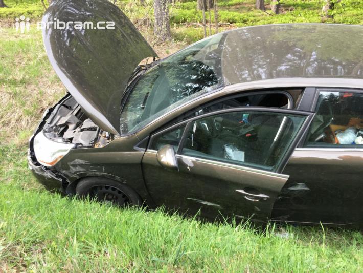 K dopravní nehodě osobního vozidla značky …