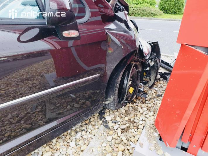 Dopravní nehodu na 40. kilometru dálnice D4 …