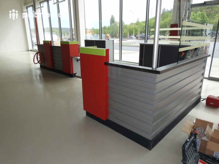 Kolaudace retail parku Fastmall na Evropské …