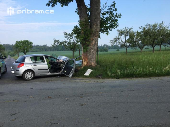 Na silnici u obce Řeteč došlo dnes před sedmou …